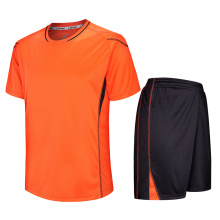 Hitzedruck Fußball Uniformen für Mannschaften Fußball gesetzt