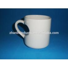 Porcelain gift mug personalized porcelain mug