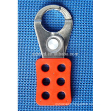 2015 popular new tamper steel insulating resin flameproof Insulation safety lockout hasps