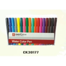 18PCS Art paint water color pen
