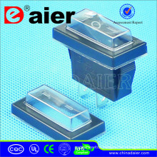 High Flexibility Transparent Rocker Switch WaterProof Cover