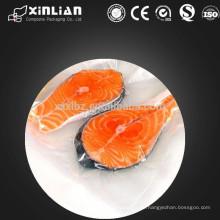 Kundenspezifische bedruckte Plastiktüte für gefrorenes Fleisch