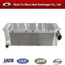 high performance aluminum customized plate and bar oil-air cooler manufacturer