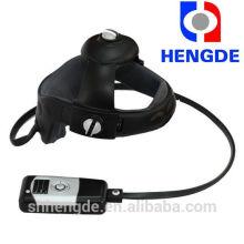 Aliviar a dor de cabeça massageador / cabeça útil massageador / cabeça portátil massagem com música