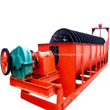 Screw Classifier For Chrome Ore Concentration Plant