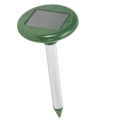 Outdoor pest control Garden Use ultrasonic Rodent chaser, Solar Mole Repeller