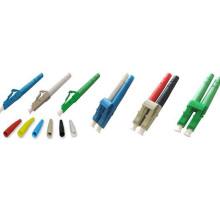 Échantillons gratuits Connecteur LC fibre optique haute qualité