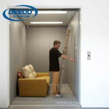 Elevador de mercadorias de carga de elevador de carga