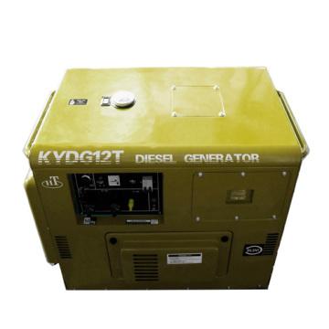 Двухцилиндровый дизель-генератор
