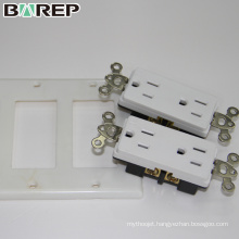 YGC-009 BAREP Decorative wall switch electric socket plates