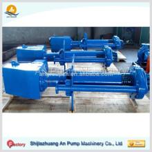 Pompe de puisard de traitement des effluents / eaux usées