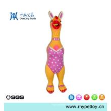 Горячая продажа латексных игрушек для домашних животных