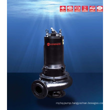 Wqz Series Wash Oneself Mix Type Submersible Sewage Pump