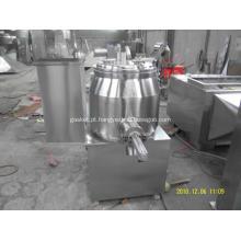 Granulador de mistura de movimento de alta velocidade para alimentos