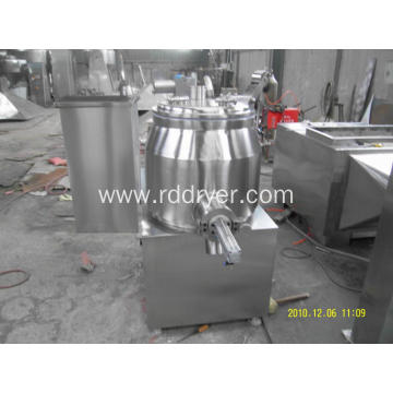 High speed motion mixing granulator for food