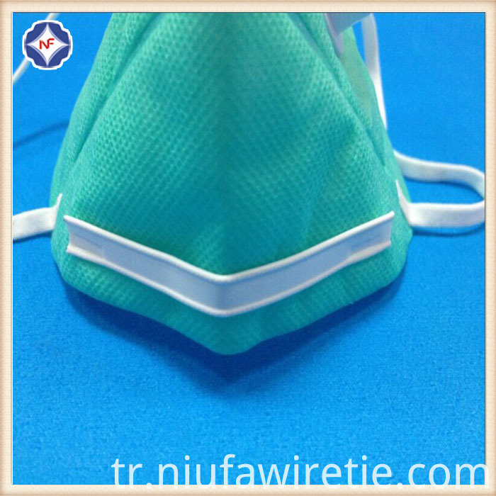 Double Core Nose Wire