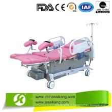 Table d'opération médicale, Tableau d'opération gynécologique