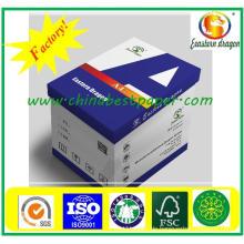 100% Zellstoff-Kopierpapier