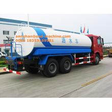 Internal Anti - Corrosion Construction Water truck