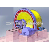 ISO9001-2008 SAG grinding machine or SAG MILL for sale / wet ball mill /ball mill machine with good quality