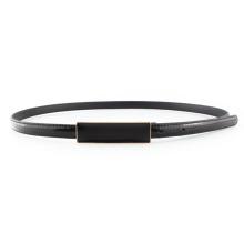 Skinny lady belt