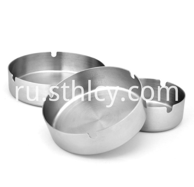 Stainless Steel Ashtray734 2