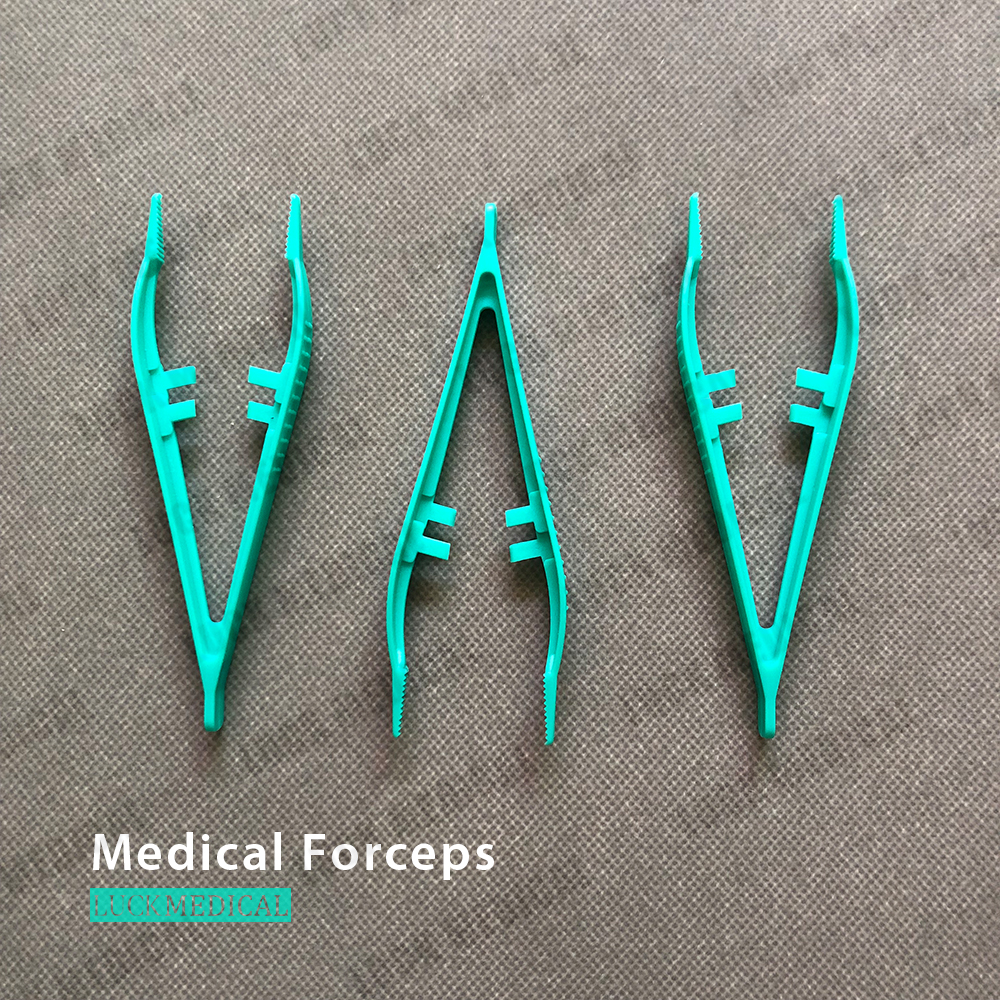 Main Picture Medical Forceps Green08