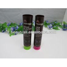 plastic silk screen cosmetic tubes