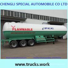 Fábrica fabricado Gás Natural líquido petroleiro transportes caminhão reboques