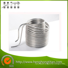 High Quality Stainless Steel Coil Heating Pipes