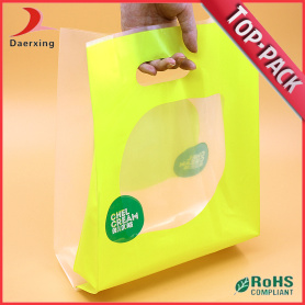Nouveau style Die Cut Handle Bag