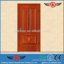 JK-w9212 Vendas quente flush porta de vidro de madeira