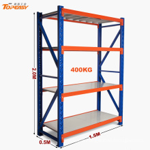 Medium duty long span shelving racking system from Shandong