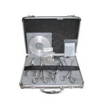 High Quality 316L Stainless Steel Body Piercing Tool Kit