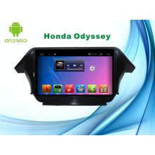 Автомобильный DVD-плеер с системой Android для Honda Odyssey 10,1 дюйма с GPS-навигацией / Bluetooth / TV / WiFi