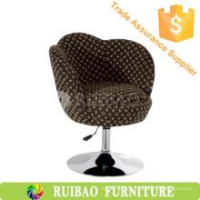 Estilo de mobiliário de sala de estar Genenral Use Cadeira de tecido Cadeira de jantar