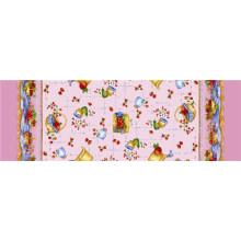 Mehr Farben Hochzeit Hotel Home Rechteck PVC gedruckt Tischdecke mit Unterstützung (TJ0022)