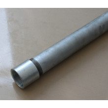 Горячеоцинкованная стальная труба (SGS)