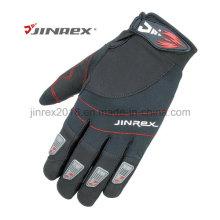 Full Finger Cycling Bike Padding Bicicleta com Buckle Sports Glove