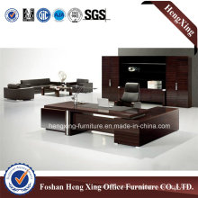 High End Wooden Office Table (HX-6M029)