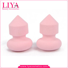 Latex cosmetic Tools pink makeup sponges