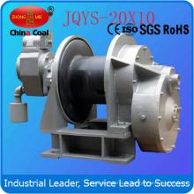 Le treuil pneumatique minier de l'industrie minière 2000kg a adapté le type de moteur pneumatique de palette