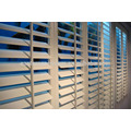 cheap price window decoration fauxwood shutter manufacturer