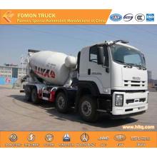 Japanese technology concrete mixer truck euro4