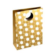 Bolsa de regalo de compras de papel offset OEM con logotipo