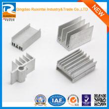 Radiador de aluminio con diverso tamaño