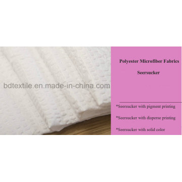 Polyester Microfiber Fabrics in Solid Colors