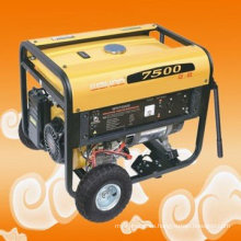 Gasoline power 6500 max.Petrol Generator, Luxury type WH7500-X