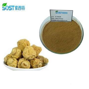 SOST Provide Herbal Extract Peru Black Maca Powder