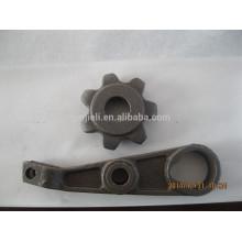 Casting en métal Casting d'investissement / Casting de précision Casting en acier au carbone / Casting en acier de haute qualité